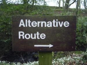alt route